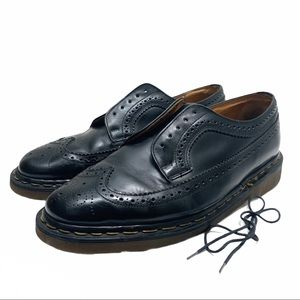 DR. MARTENS   Vintage Made in England Brogue Shoes